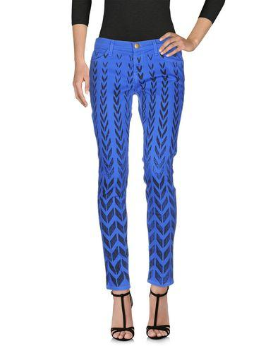 Current Elliott Denim Pants In Bright Blue
