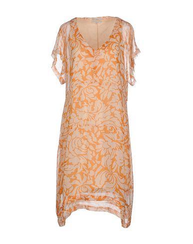 Essentiel Antwerp Short Dress In Beige