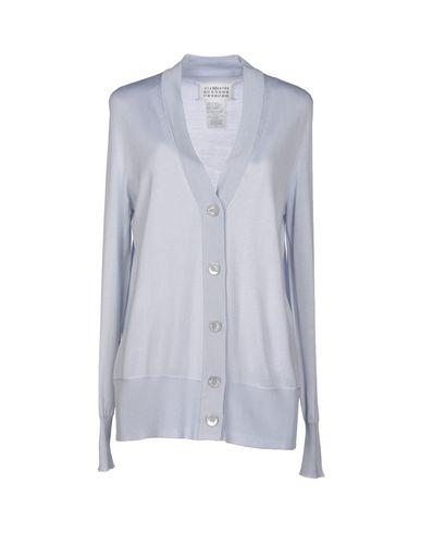 Maison Margiela Cardigan In Sky Blue