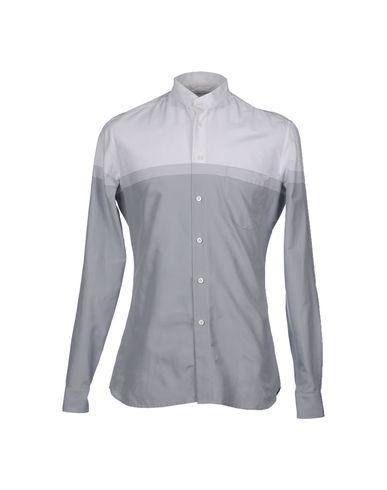Jonathan Saunders Patterned Shirt In Grey