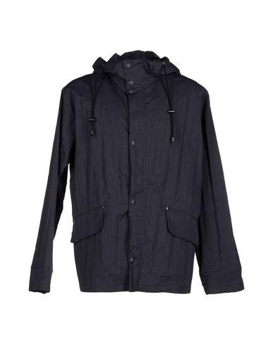 Maison Margiela Jackets In Dark Blue