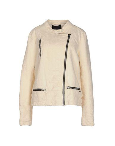 Maison Scotch Jacket In Ivory