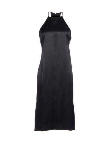 Edun Knee-Length Dress In Black