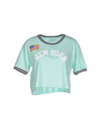 Stussy T-Shirts In Light Green