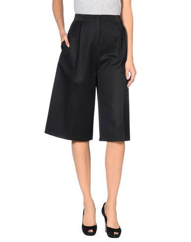 Pallas Cropped Pants & Culottes In Black