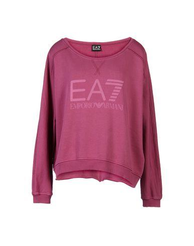 Ea7 Sweatshirts In Pink