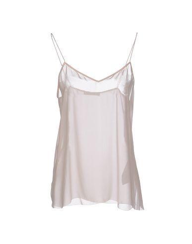 Dorothee Schumacher Silk Top In Light Pink