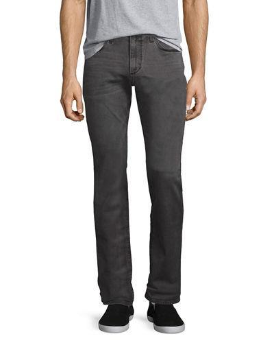 Joe's Jeans Brixton Slim-Fit Jeans In Gray
