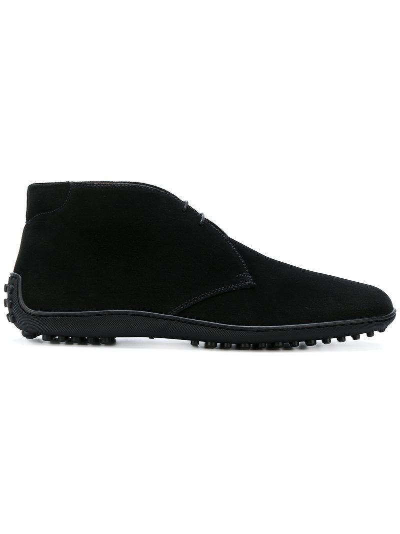 Car Shoe Klassische Desert-Stiefel - Schwarz In Black