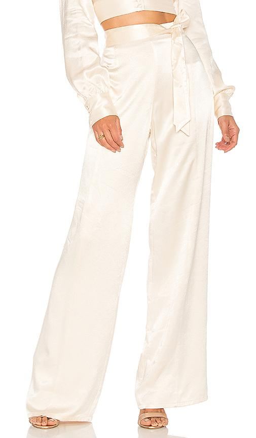 Lovers & Friends Lovers + Friends Campos Pant In Neutral. In Chardonnay
