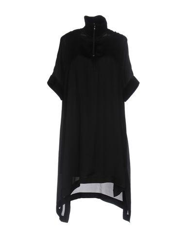 Diesel Black Gold Short Dresses In Black