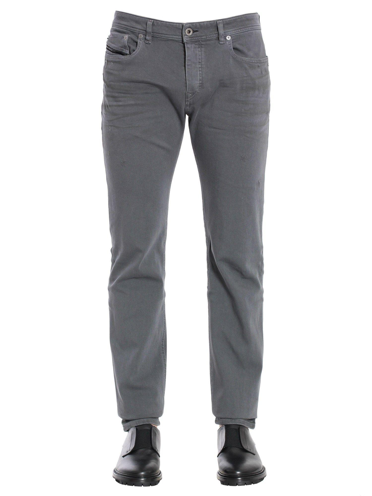 Diesel Black Gold Type-2512 Jeans In Grigio