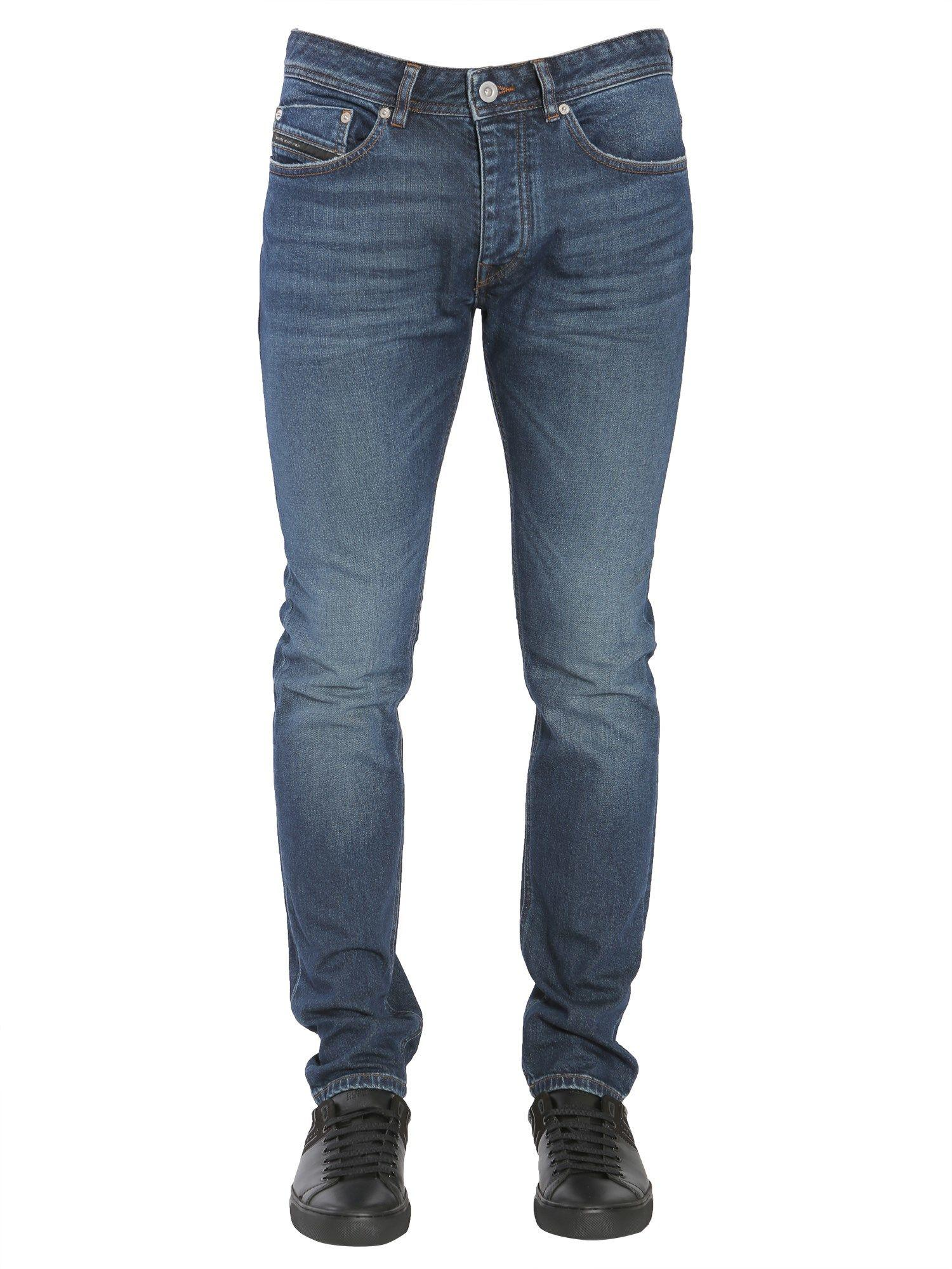 Diesel Black Gold Type-2512 Jeans In Blu