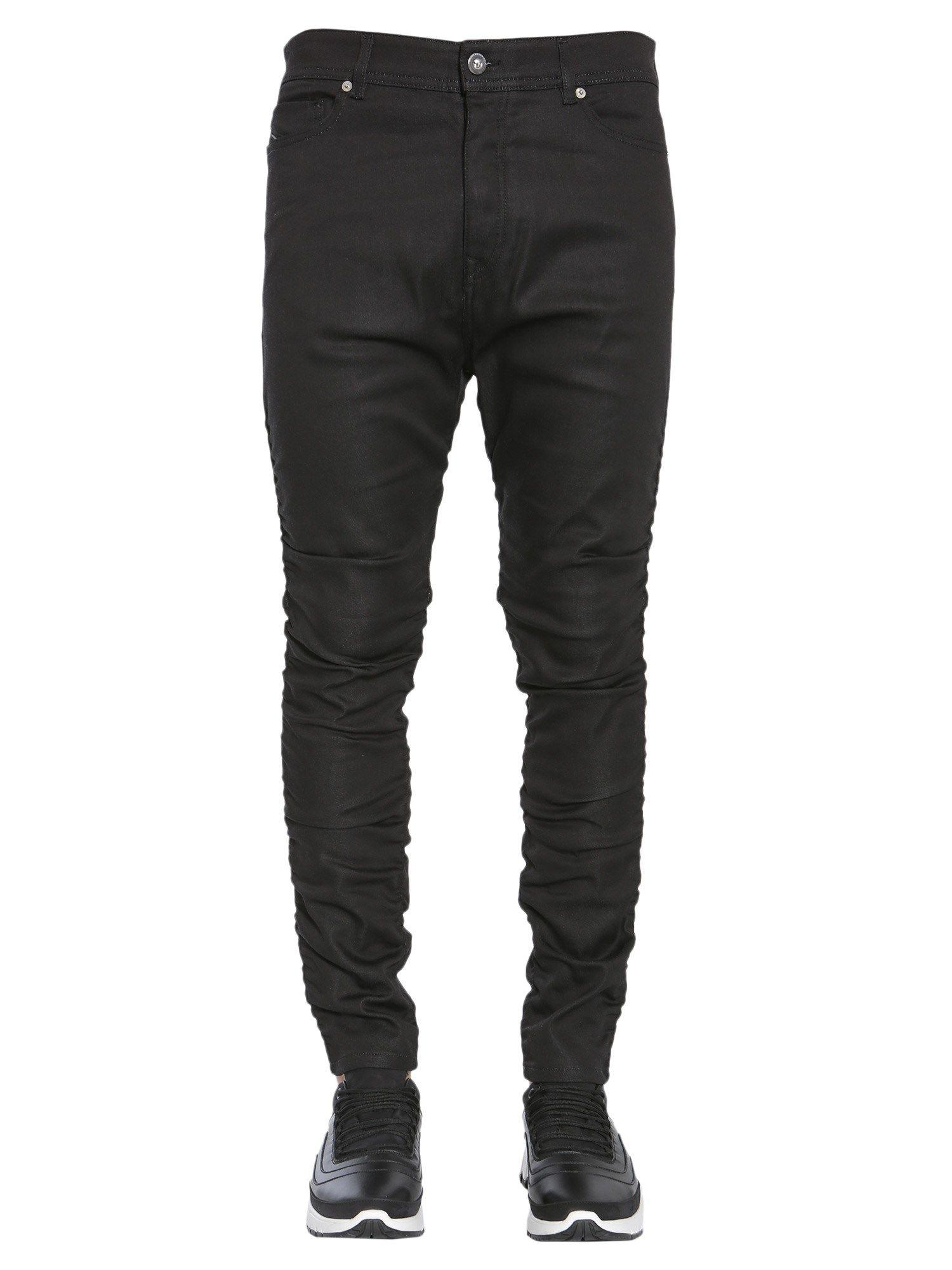 Diesel Black Gold Type-2759 Jeans In Nero