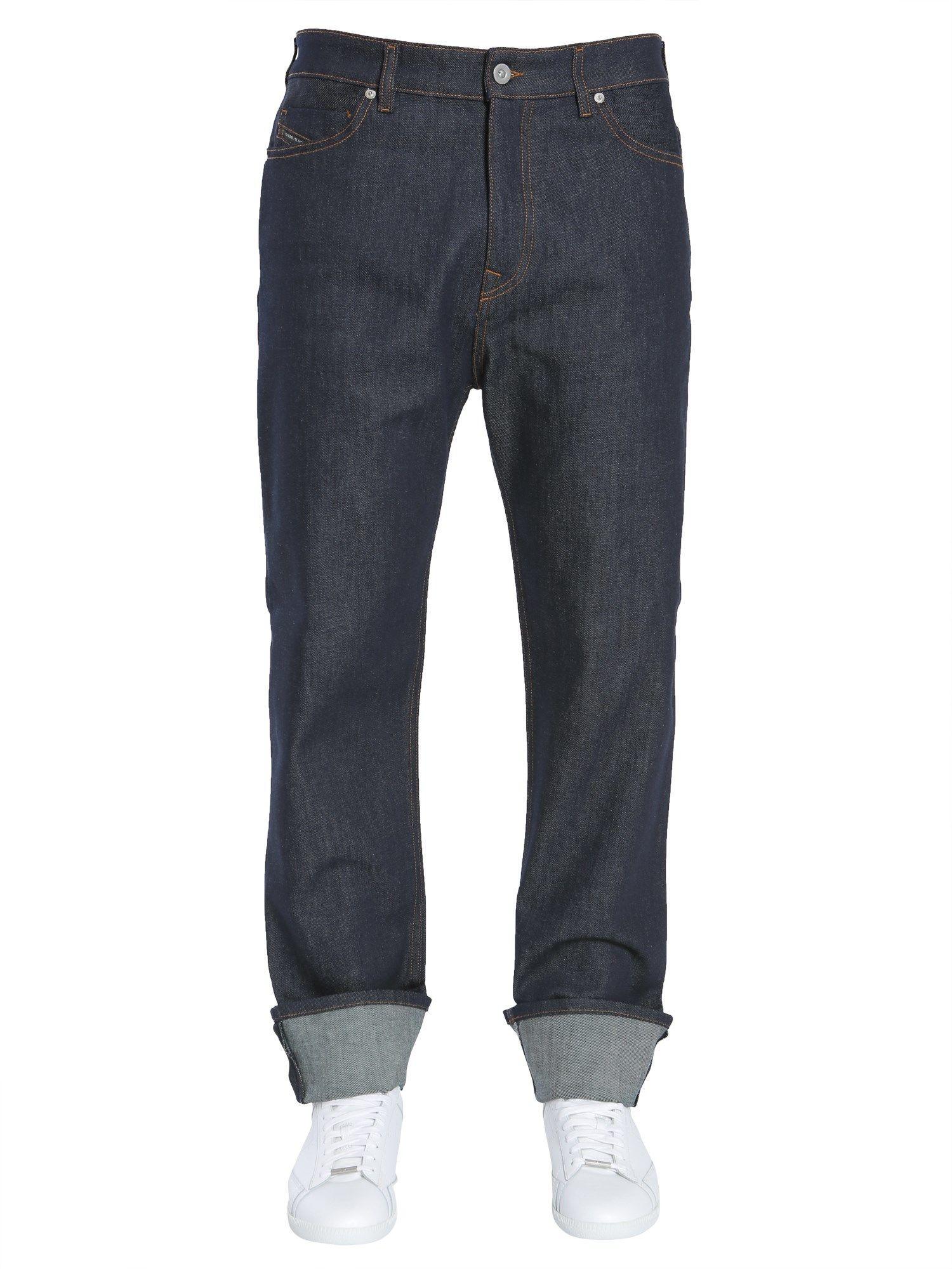 Diesel Black Gold Type-2781 Jeans In Blu