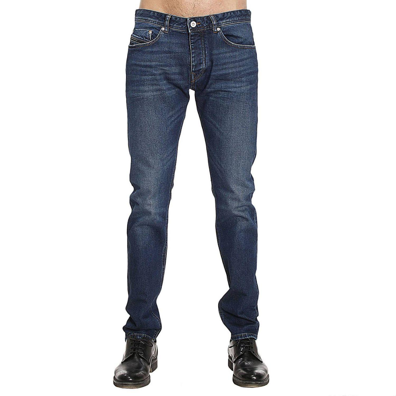 Diesel Black Gold Jeans Jeans Men  In Denim