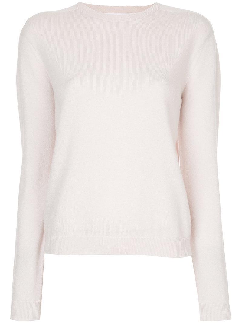 Jil Sander Photo Motif T-Shirt - Pink