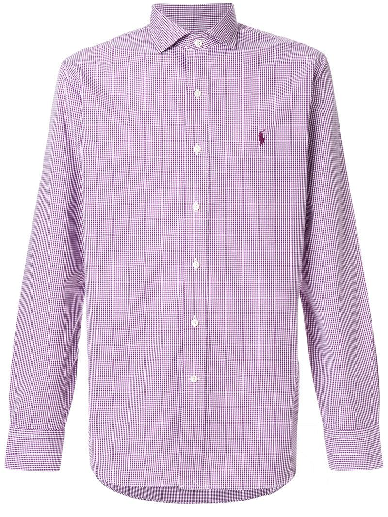 Polo Ralph Lauren Pink & Purple