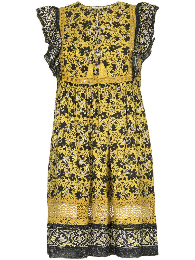 Sea Sleeveless Tunic Dress