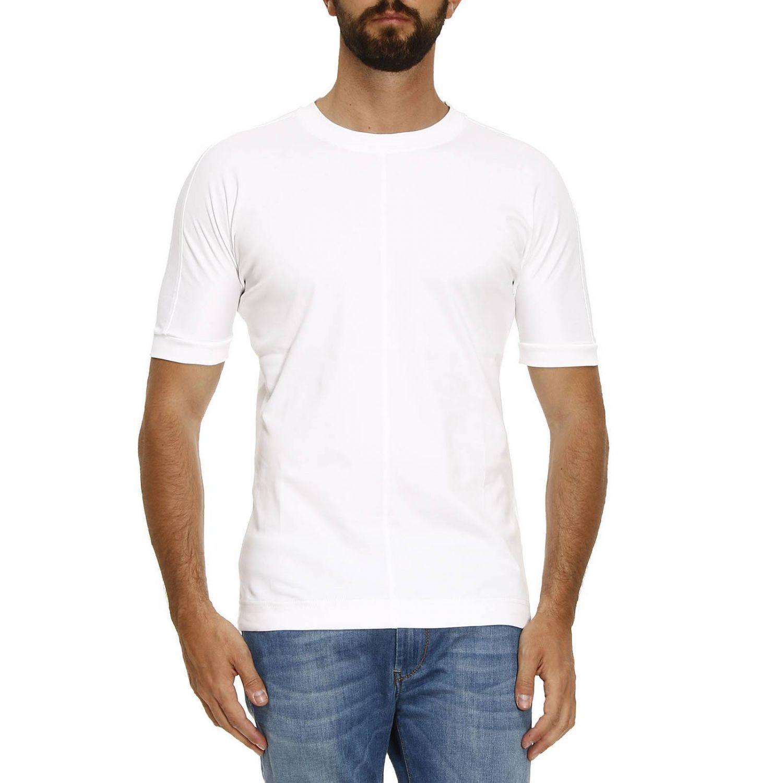 Diesel Black Gold T-Shirt T-Shirt Men  In White