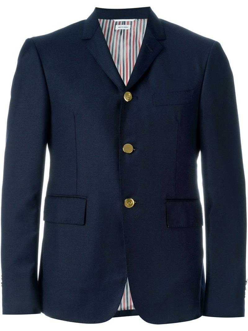 Thom Browne Two In Blue