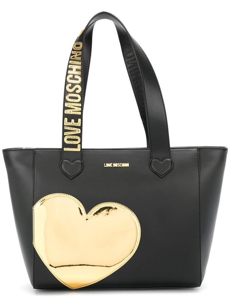 Love Moschino Black