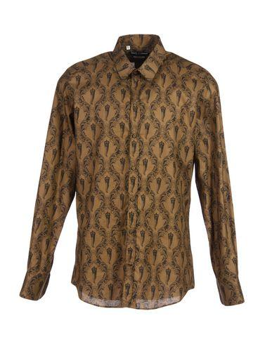 Dolce & Gabbana Shirts In Bronze