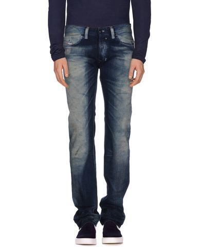 Diesel Denim Pants In Blue