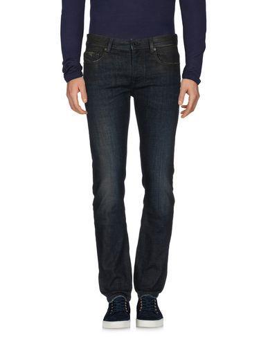Diesel Black Gold Denim Pants In Dark Blue
