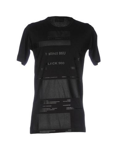 Diesel Black Gold T-Shirts In Black