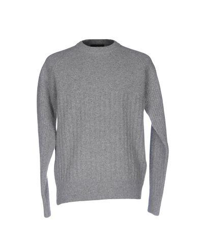 Diesel Black Gold Sweaters In Grey