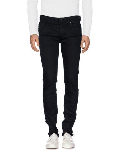 Diesel Black Gold Jeans In Black