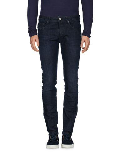 Diesel Black Gold Denim Pants In Blue