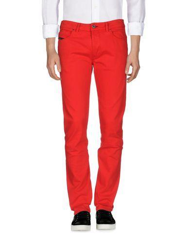 Diesel Black Gold Jeans In Red