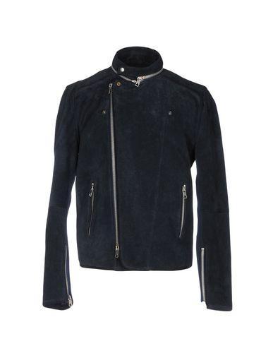 Diesel Black Gold Jackets In Dark Blue