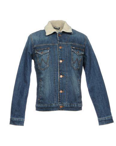 Wrangler Denim Jacket In Blue