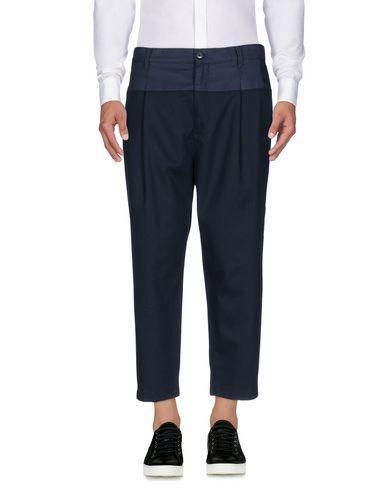 Helmut Lang Casual Pants In Dark Blue