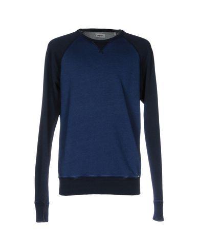 Diesel Black Gold Sweatshirt In Blue