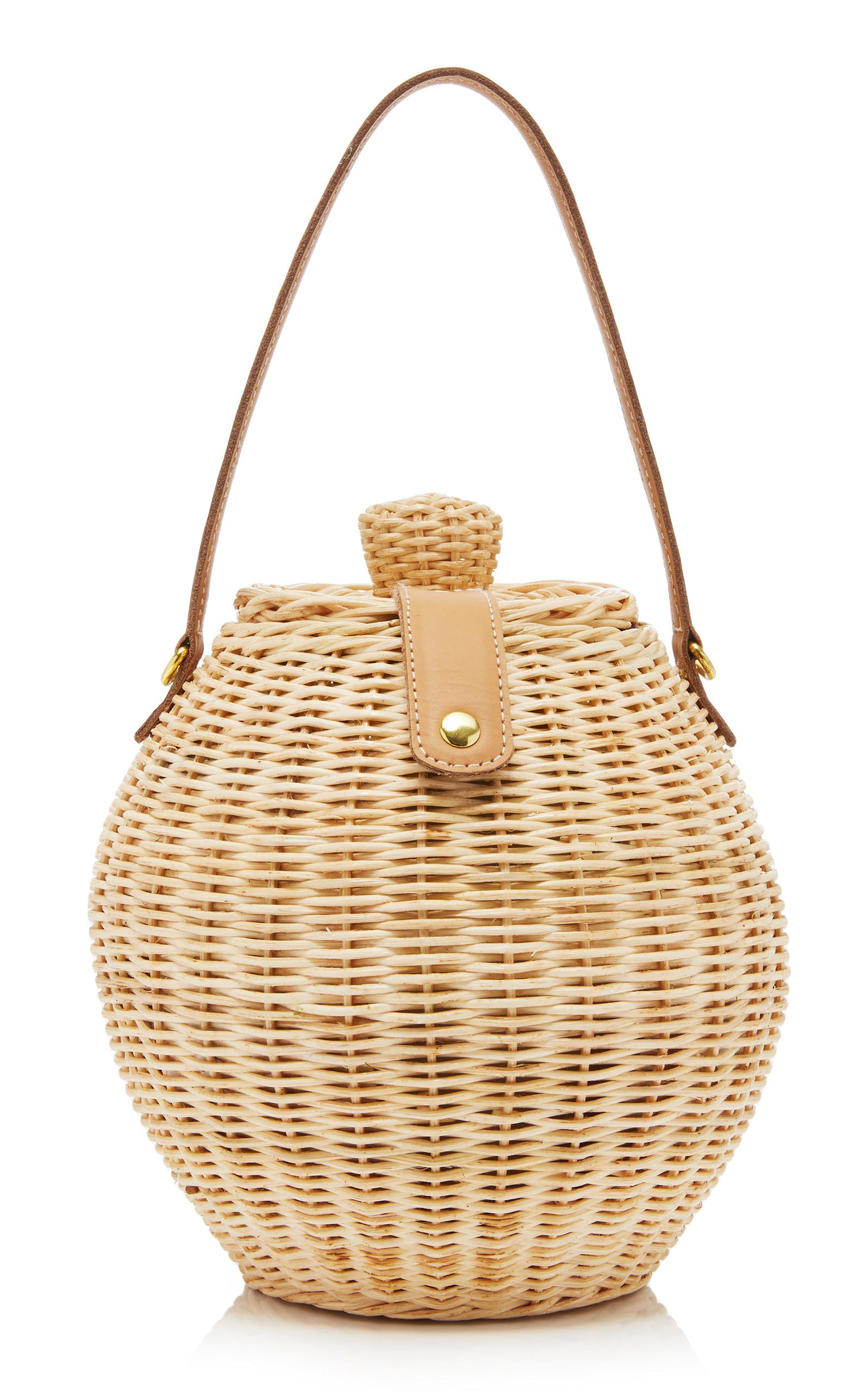 Ulla Johnson Tautou Basket In Neutral