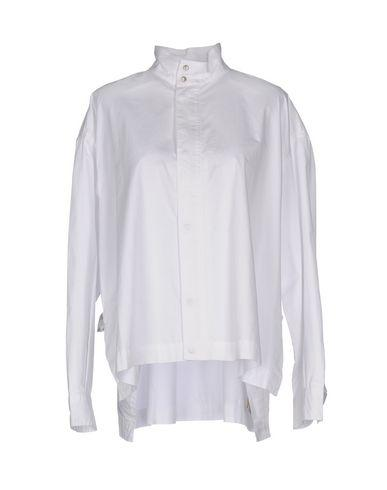 Diesel Black Gold Shirts In White