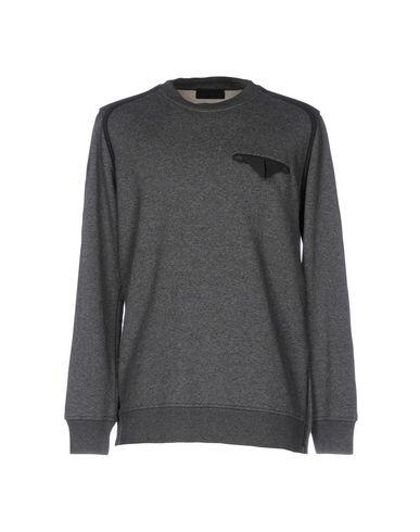 Diesel Black Gold Sweatshirts In Lead