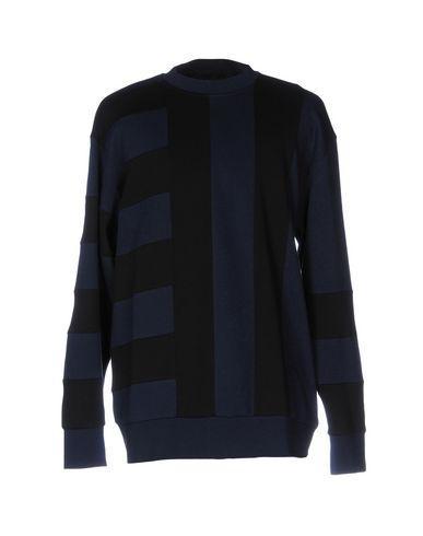 Diesel Black Gold Sweatshirts In Dark Blue
