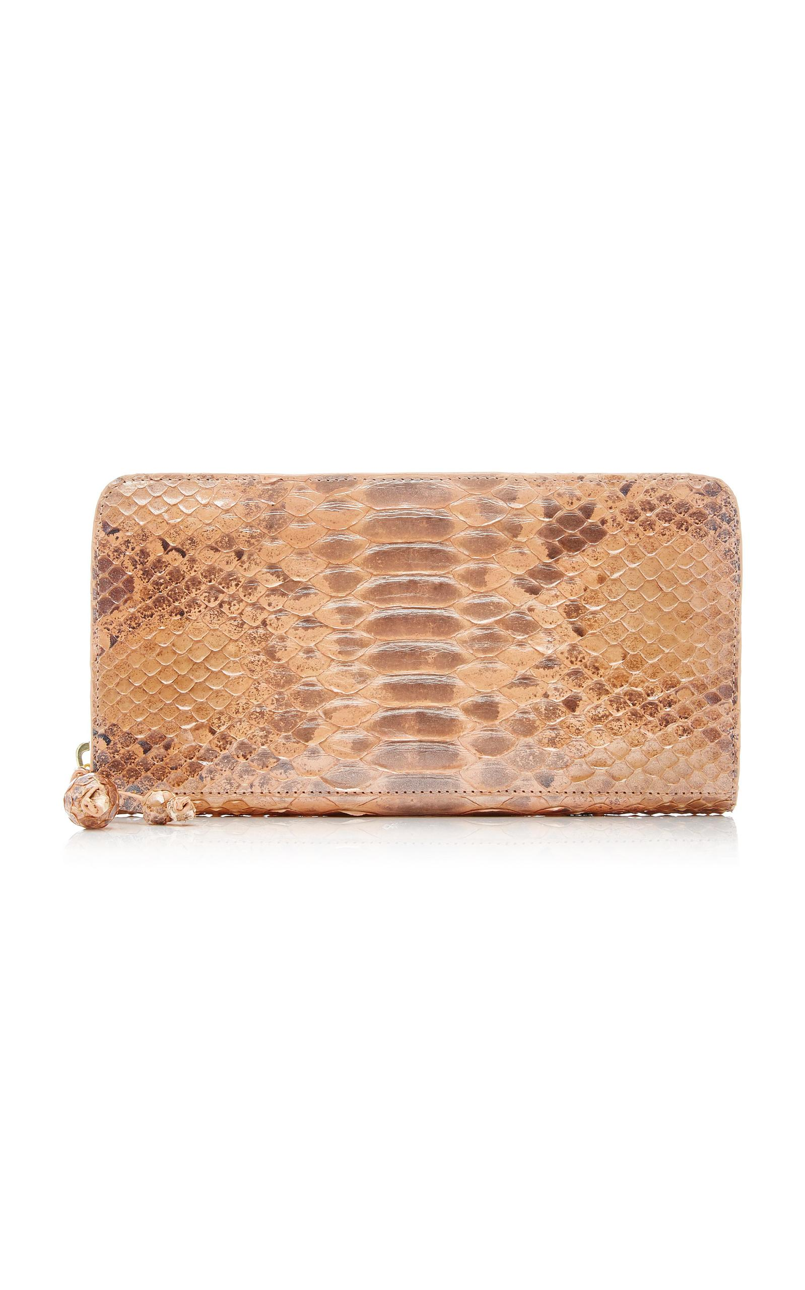 Nancy Gonzalez M'O Exclusive Wallet In Neutral
