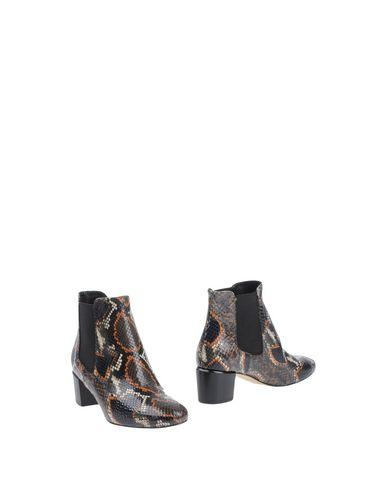 Vanessa Bruno Ankle Boots In Black