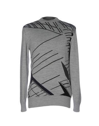 Diesel Black Gold Sweater In Grey
