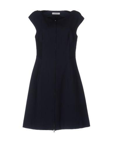 Dorothee Schumacher Short Dress In Dark Blue