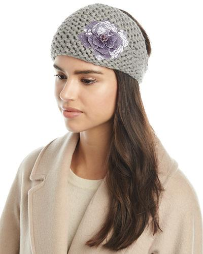 0c1d95bed Jennifer Behr Galaxy Beanie Hat In Medium Gray | ModeSens