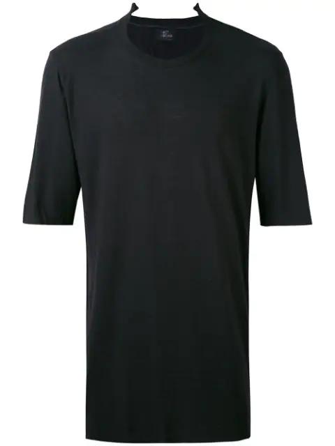 Lost & Found Klassisches T-shirt In Black