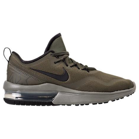 45543c3247c Nike Men S Air Max Fury Running Sneakers From Finish Line In Green ...
