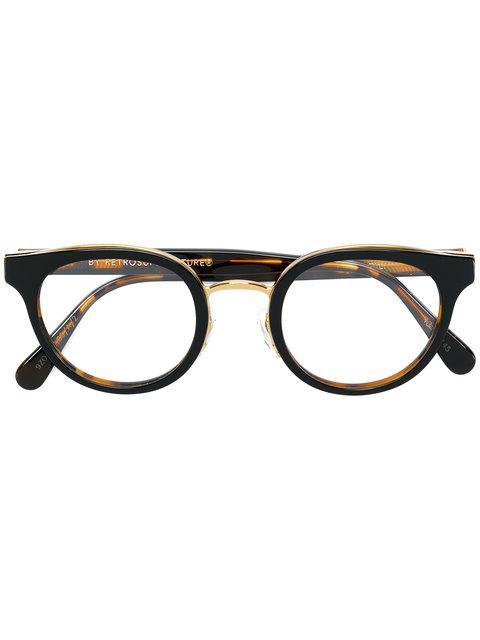 Retrosuperfuture Numero 22 Optical Glasses In Black